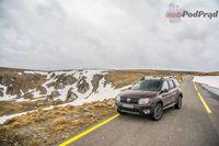 Dacia Duster 1.5 dCi Blackshadow - do Rumunii i z powrotem