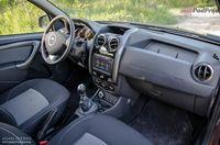 Dacia Duster 1.5 dCi Blackshadow - wnętrze