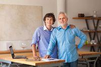 Przedsiębiorcy bardzo często zachęcają swoje dzieci do uruchomienia działalności gospodarczej