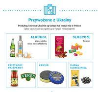 Przywożone z Ukrainy