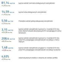 Polski rynek wierzytelności w liczbach