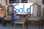 Sprzedaż używanych rzeczy z niemieckich wystawek czy szperów