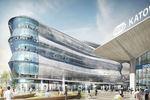 Przebudowa dworca PKP w Katowicach