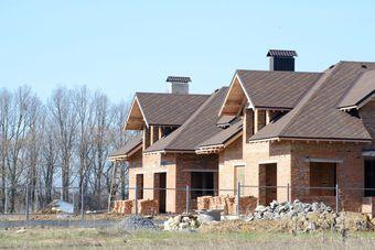 Działki budowlane coraz droższe