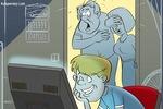 Dziecko w sieci: kontrola rodzicielska bardzo ważna