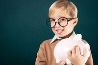 Zachęć dziecko do oszczędzania