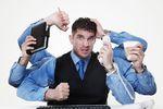 Praca biurowa - 4 pochłaniacze czasu