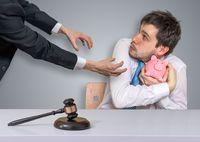 Czy zajęcie konta firmowego przedsiębiorcy jest możliwe?
