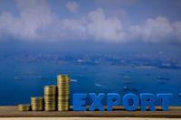 Eksport nie zwalnia