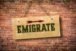 Emigrant szuka wolności gospodarczej