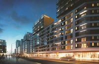 Metropoint Apartments - wizualizacja