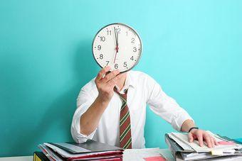 Ewidencja czasu pracy dla każdego pracownika