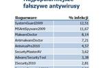 Fałszywe antywirusy plagą 2010r.