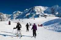 Ferie zimowe 2015: Polacy jadą w Alpy