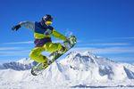 Młodzi wybierają snowboard