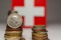 Frank szwajcarski w 10 lat po historycznym minimum
