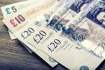Funt w cenie euro? Już teraz jest najtańszy od 168 lat