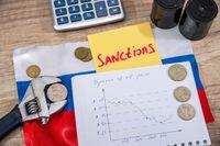 Gospodarka Rosji zagrożona tąpnięciem