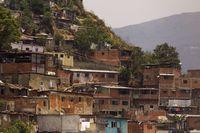 Wenezuela, slumsy