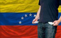 W Wenezueli dwa dolary za miesiąc pracy