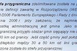 Strefa przygraniczna w Polsce I-IX 2010