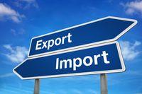 Handel zagraniczny I-X 2012