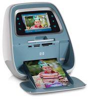 HP Photosmart A826 Compact Photo Printer