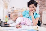 Praca zdalna: pracujący rodzice narzekają na work-life balance