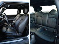 MINI Cooper SD - fotele