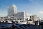 Kompleks Piotrkowska 155: nowy hotel i biura w centrum Łodzi