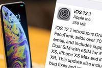 Uwaga! Luka w iOS 12.1