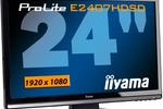 Monitor iiyama E2407HDSD