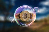 Bitcoin to jednak bańka?