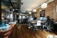 Przestrzeń coworkingowa - Nowy Jork