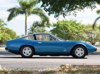 Ferrari 365 GTC/4 - bok