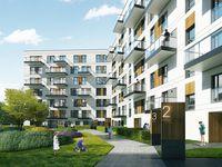 Apartamenty Mokotów nad Skarpą - wizualizacja 2