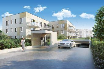 Apartamenty Włodarzewska 70. Wille miejskie na Ochocie