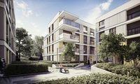 Apartamenty Park Szczęśliwicki - wizualizacja 2
