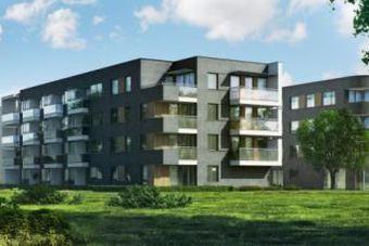 Dwa nowe osiedla w Krakowie