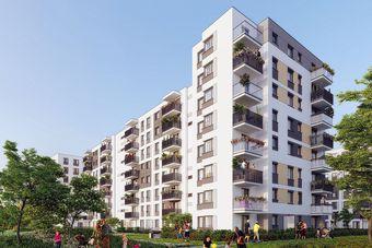 NextUrsus. Nexity buduje 1500 mieszkań w Ursusie