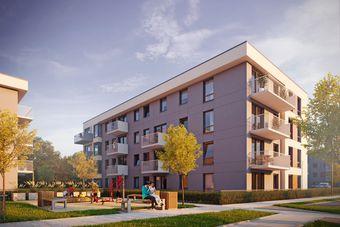 Osiedle Debiut. Nowe mieszkania w Pruszczu Gdańskim