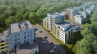 Osiedle Parkowe w Gliwicach - wizualizacja