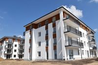 Radosna III. Kolejne mieszkania w Zalasewie