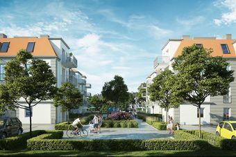 Radosna IV. Nowe mieszkania w Zalasewie