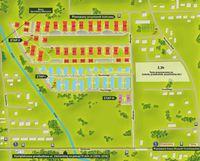 Zielona Dolina - mapa osiedla