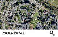 Teren TDJ Estate na os. Witosa w Katowicach
