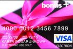 Karta przedpłacona zamiast bonu?