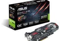 Karty graficzne ASUS GeForce GTX 650 Ti DirectCU II TOP i OC