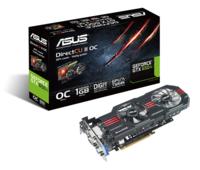 ASUS GeForce GTX 650 Ti DirectCU II Graphics Card OC Edition