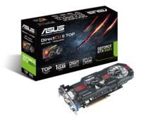 PR ASUS GeForce GTX 650 Ti DirectCU II Graphics Card TOP Edition